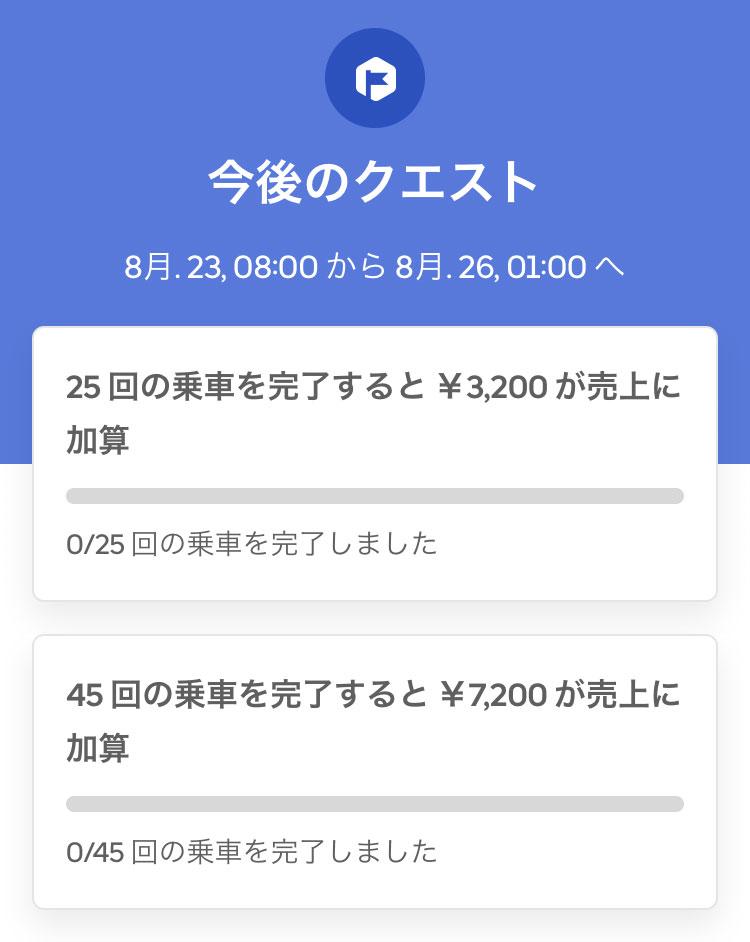 Uber Eats配達パートナー巻の記録2019/08/23-25【さいたま市内】【週末限定】①